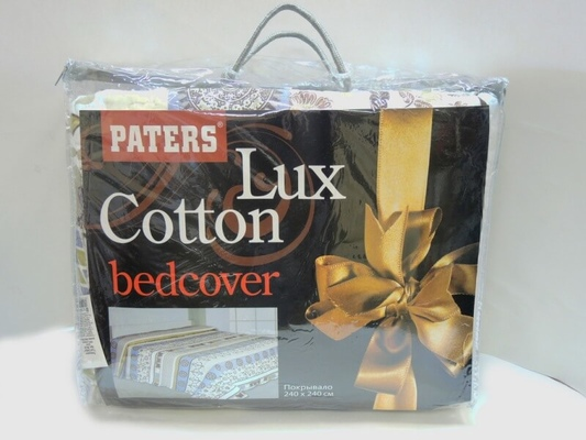 Покрывало Lux Cotton 240x240